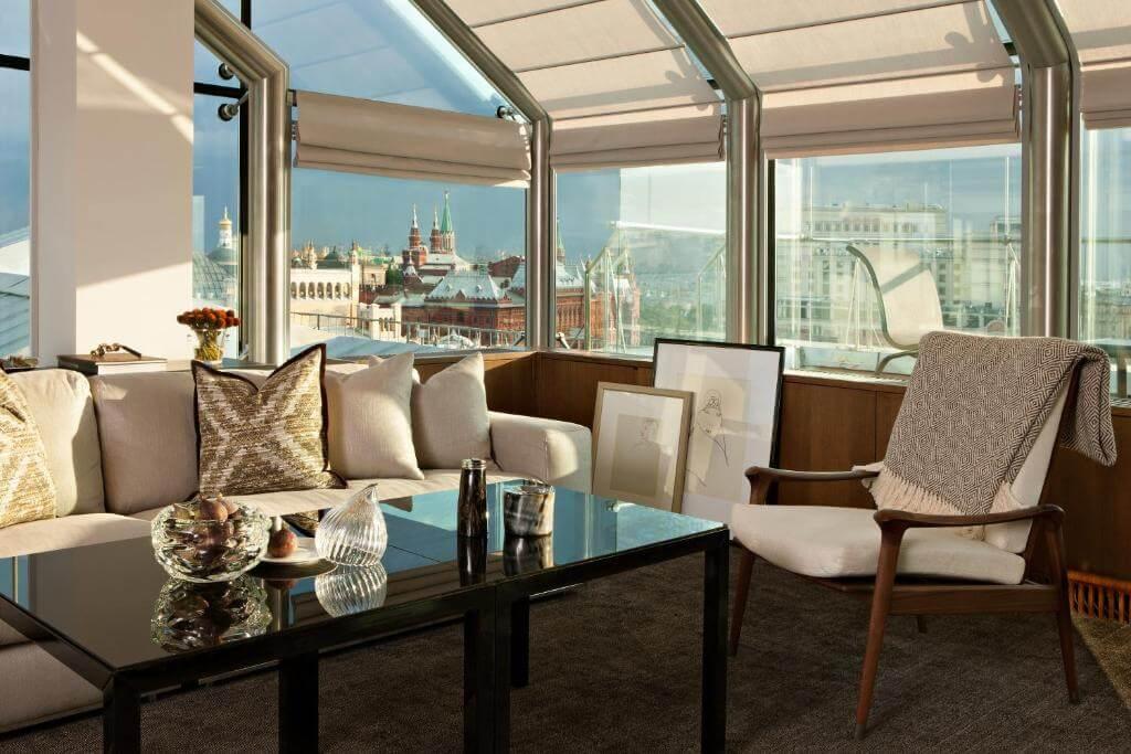 Suite With Winter Garden