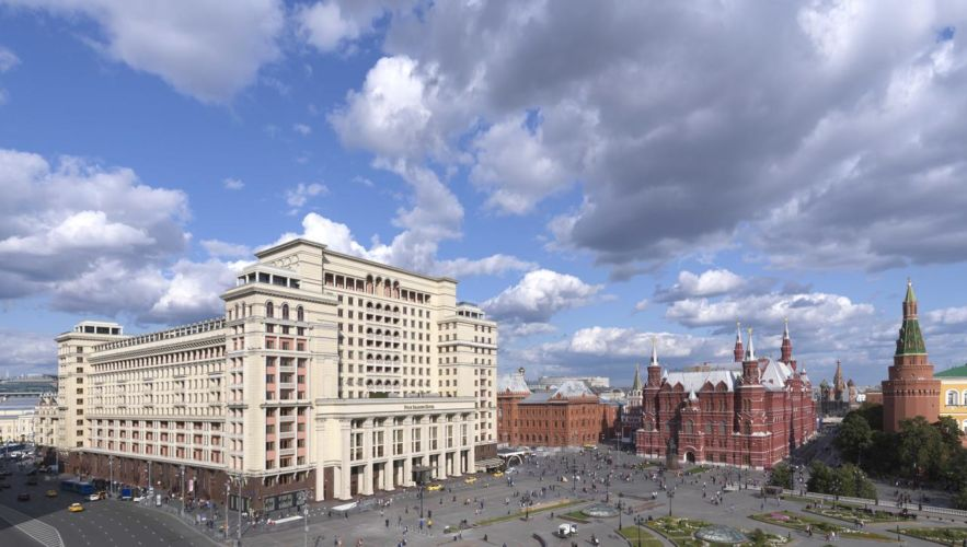 Отель Four Seasons Москва 5*