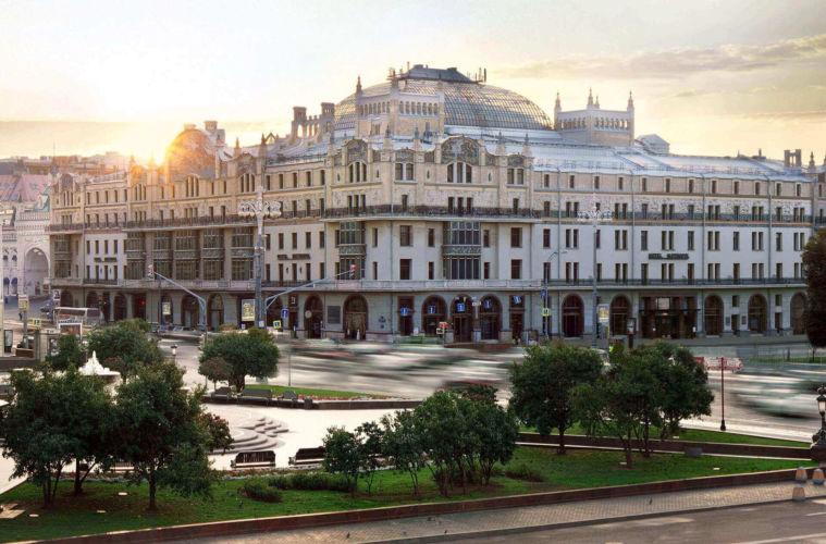 Отель Метрополь 5*