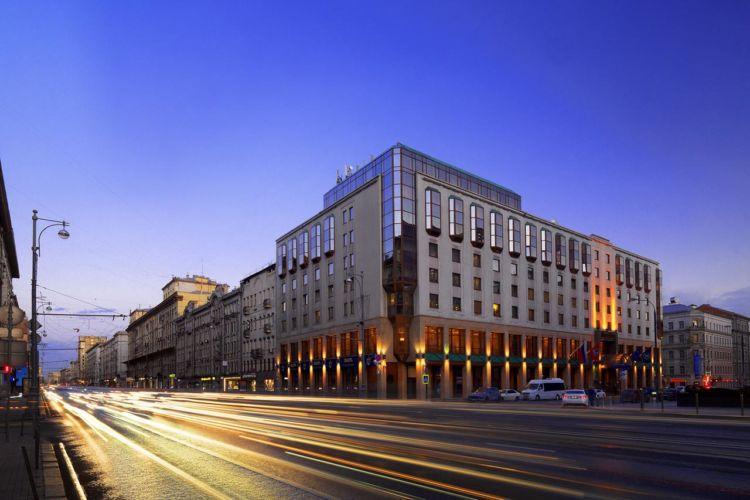 Отель Шератон Палас 5*