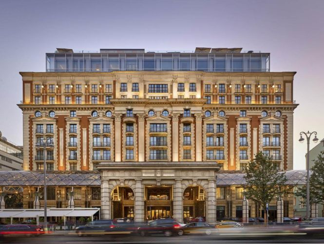 Hotel Ritz-Carlton Moscow 5*